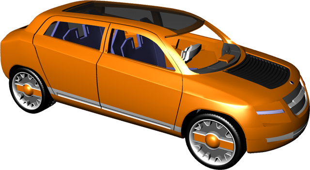 Saab Bertone Novanta