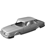Saab 900 Face-lift 5-door Hatchback - custom resin kit
