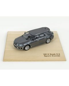 Saab 9-5 Aero Sport Combi 2012 (ready made model)