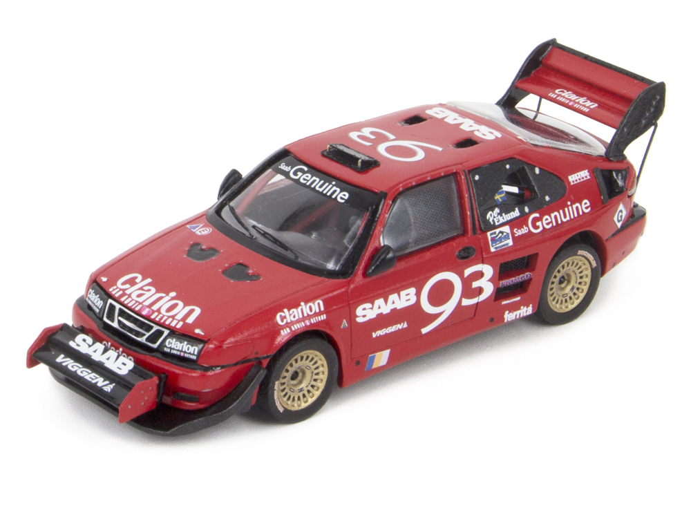Saab 9-3 Viggen Pikes Peak 2002 by Griffin Models