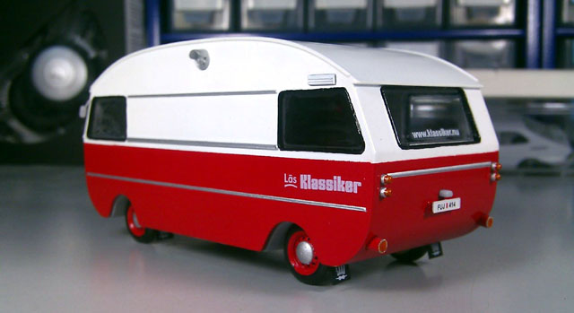 Saab 95HK Motorhome by Griffin Models