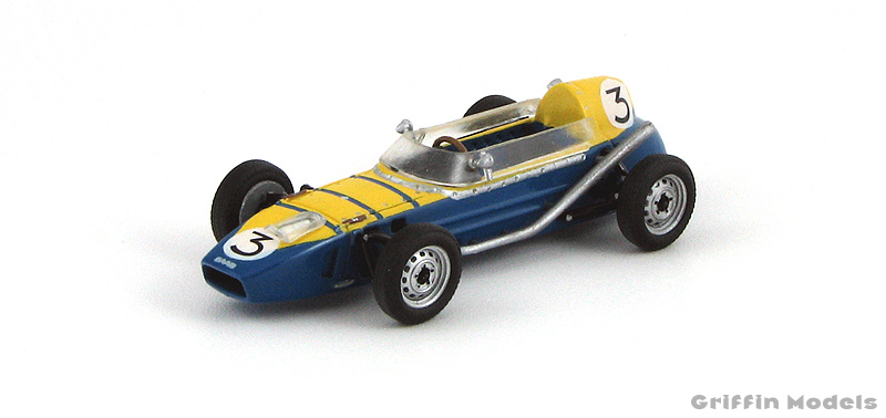 Saab Formula Junior by Griffin Models