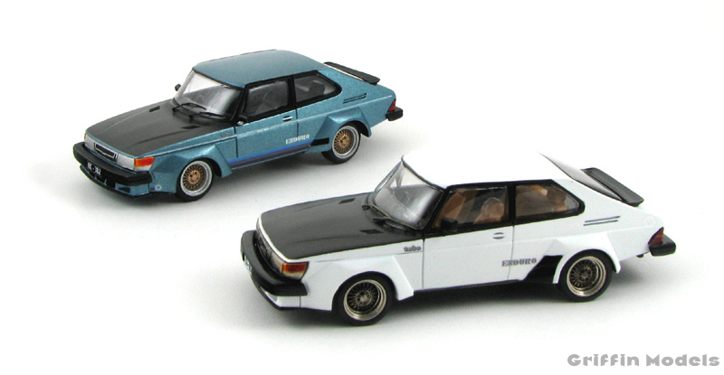 Griffin Models Saab 900 Enduro