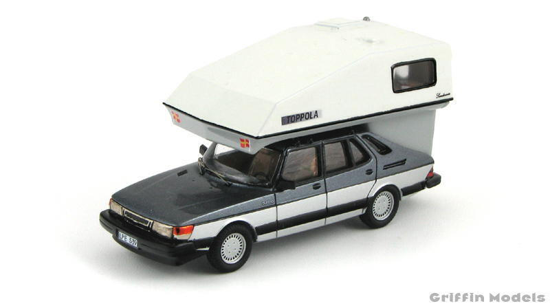 Saab 900 Toppola Lux - Griffin Models