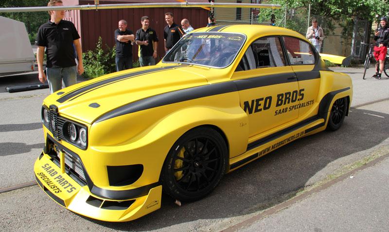 Saab 96SS NEO BROS