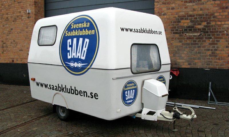 Saabklubben Saabo caravan