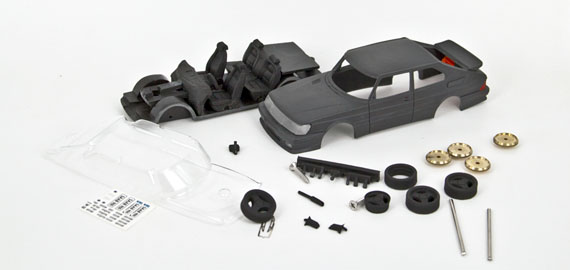 Griffin Models Saab 900 RBM Performance kit
