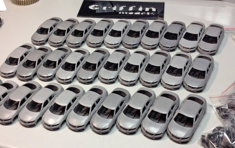 Griffin Models Saab 9-5 Aero re-stock 2015