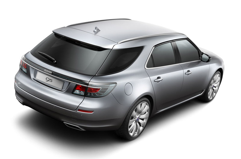 Griffin Models Saab 9-5 Aero Sport Combi 2012 kit