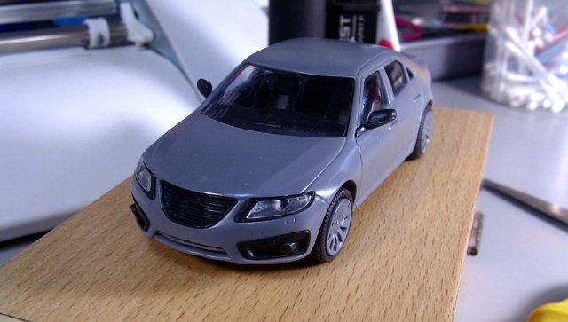 Griffin Models Saab 9-5 Aero 2010